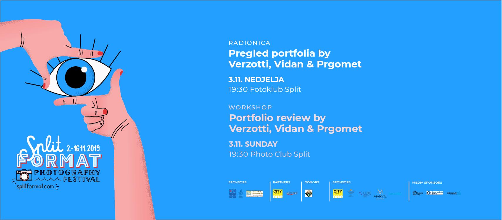 Pregled portfolija by Verzotti, Vidan i Prgomet