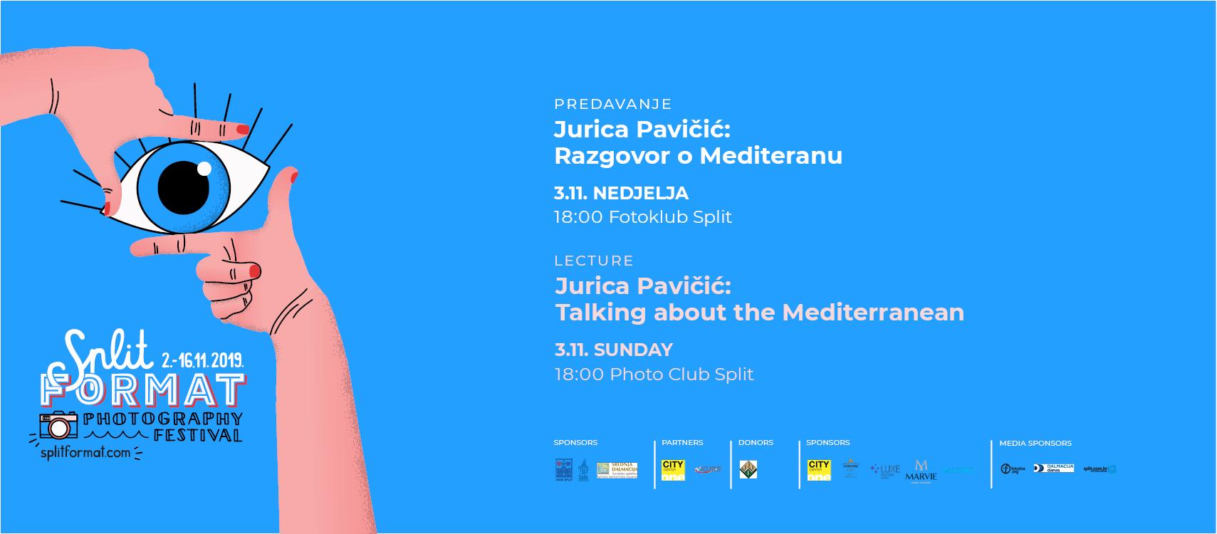 Jurica Pavičić: Razgovor o Mediteranu