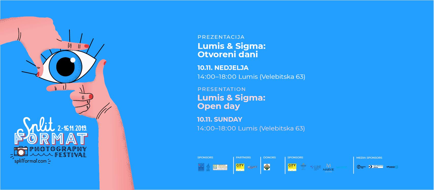 Lumis i Sigma otvoreni dan