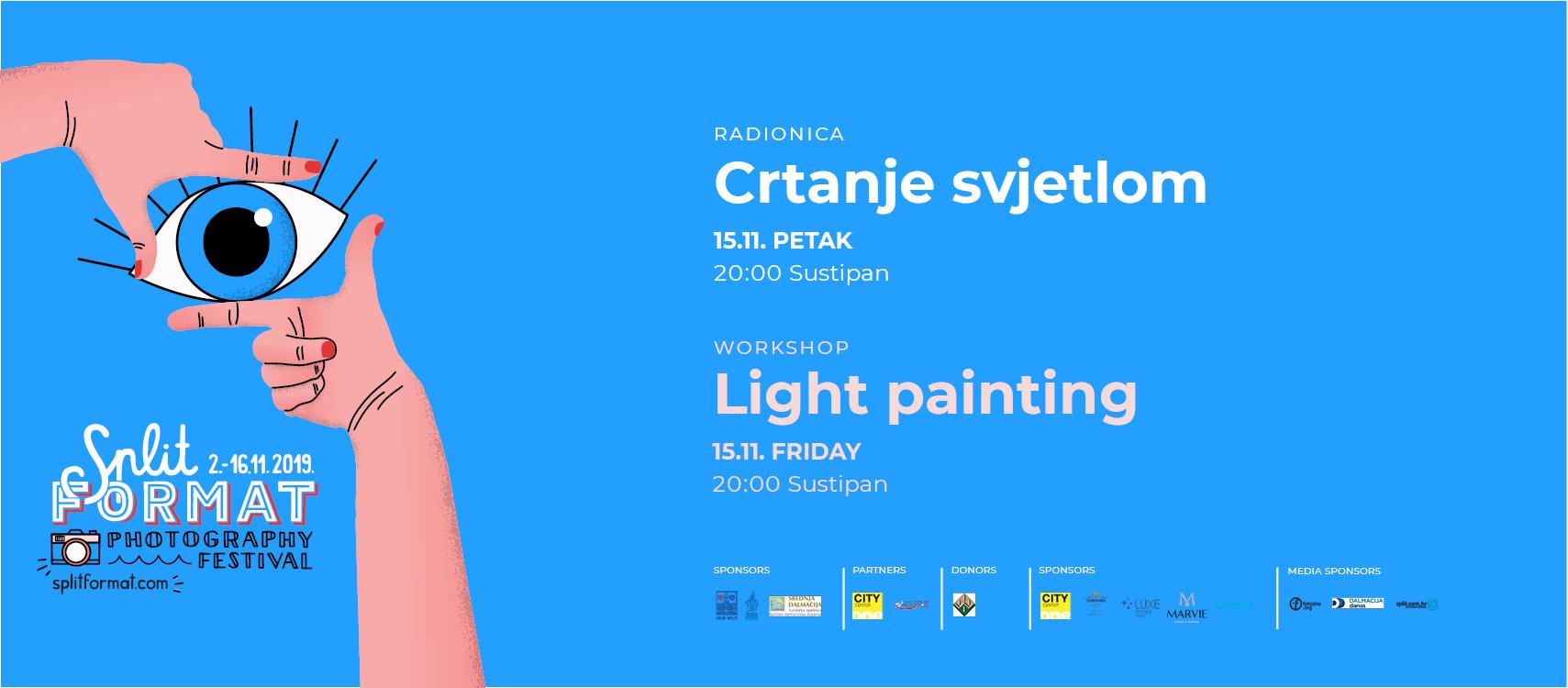 Crtanje svjetlom