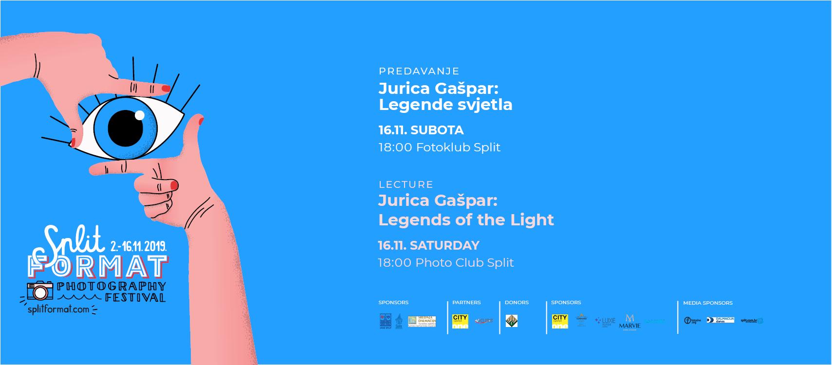 Jurica Gašpar: Legende svjetla